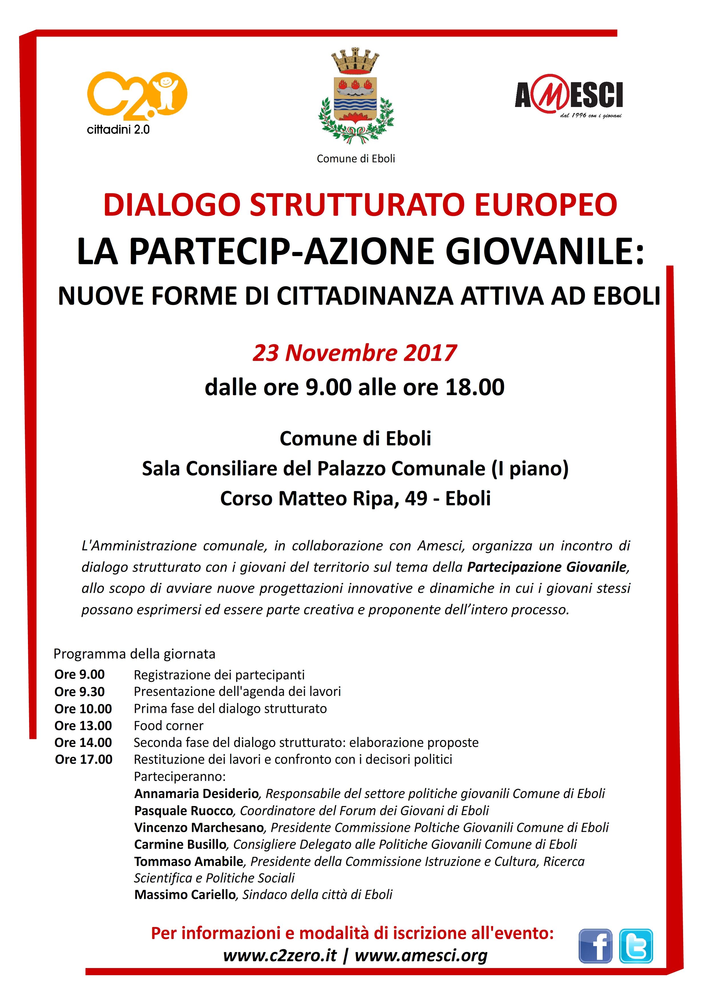 Dialogo strutturale europeto 2017