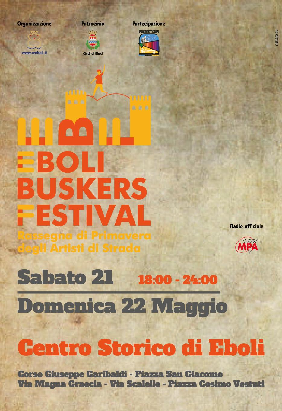 Eboli Busker Festival