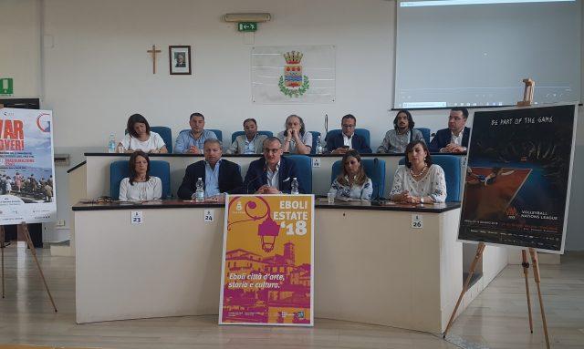 Eboli Estate 2018-Rosamilia-Busillo-Masala-Dibenedetto-Ginetti-Piegari-Leso-Albano-Vecchio-Senatore-Lamonica