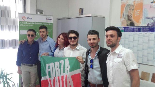 Eboli-Giovani Forza Italia-1