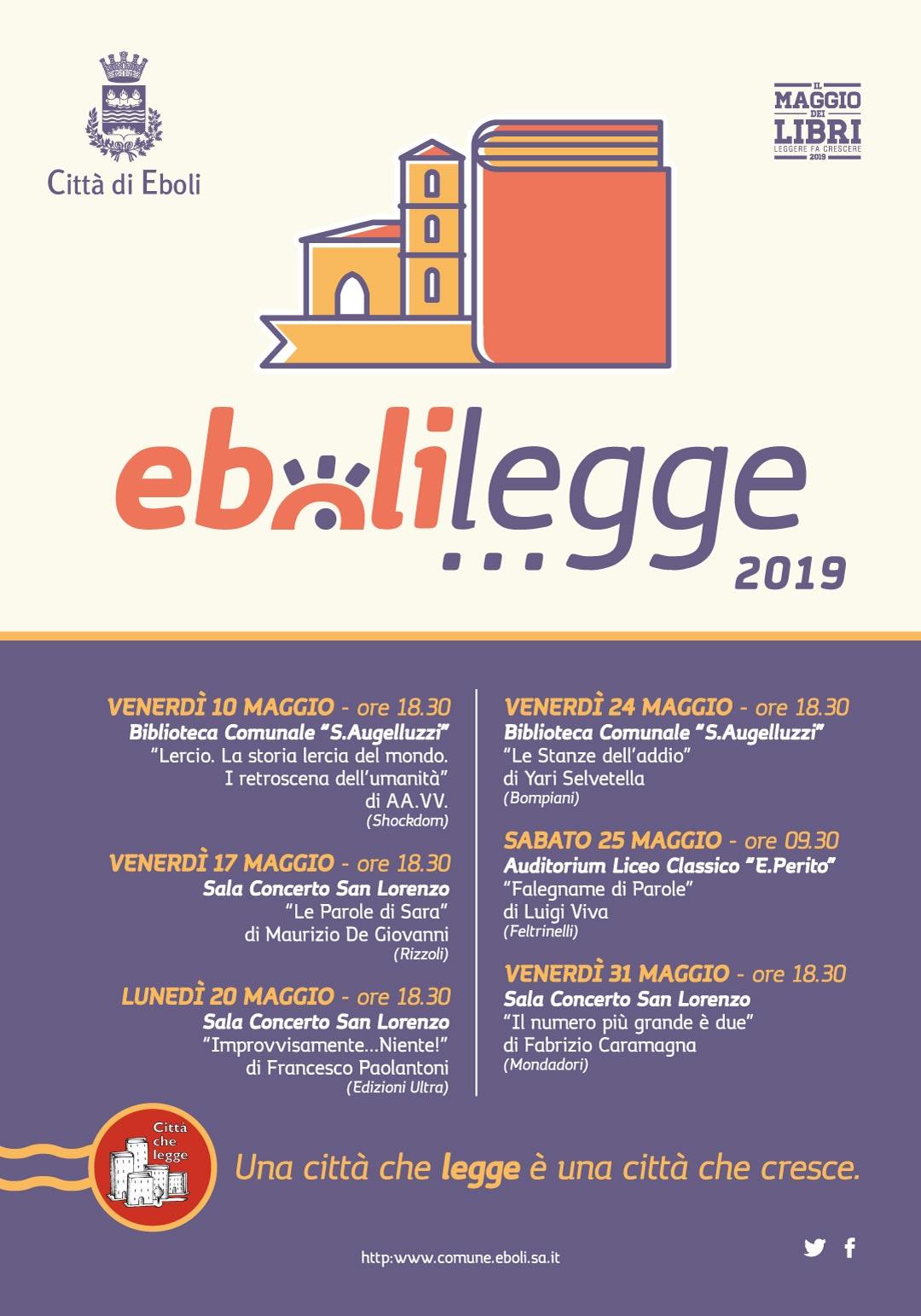 Eboli Legge 2019