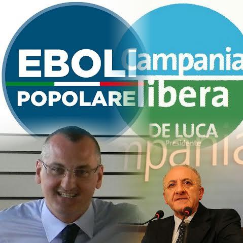 Eboli Popolare-Campania Libera-Cariello-De Luca