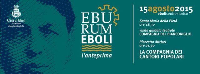 Eburum Eboli 2015