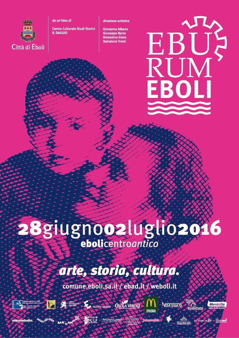 Eburum Eboli -2016-25^ Edizione