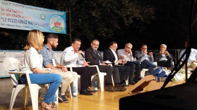 Eccellenze Battipagliesi-Ciotti-Iorio-Bonavitacola-Canfora-Martinangelo