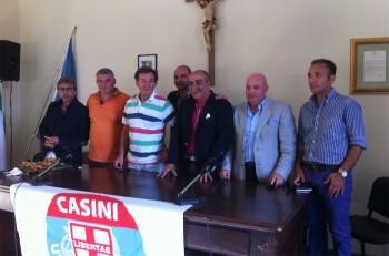 Edmondo Gallo-Orlando Pastina-Giovanni Santomauro-Luigi D'Acampora-Gaetano Barbato-Orazio Tedesco-Angelo Cappelli-supergruppo Udc