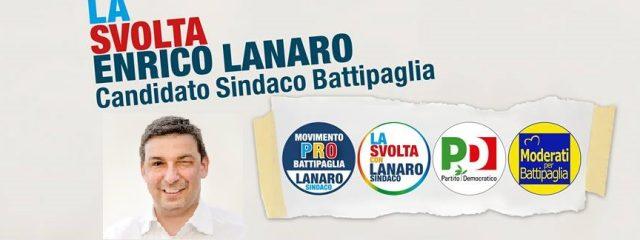 Enrico Lanaro-Coalizione-Simboli