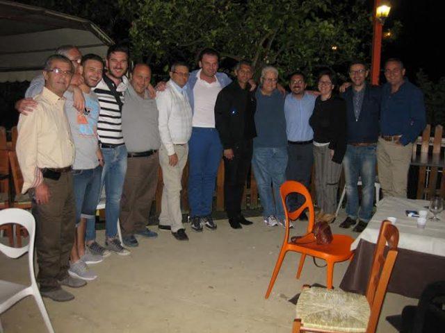 Enzo Maraio-PSI incontra i compagni di Eboli