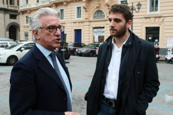 Enzo Napoli-Roberto De Luca