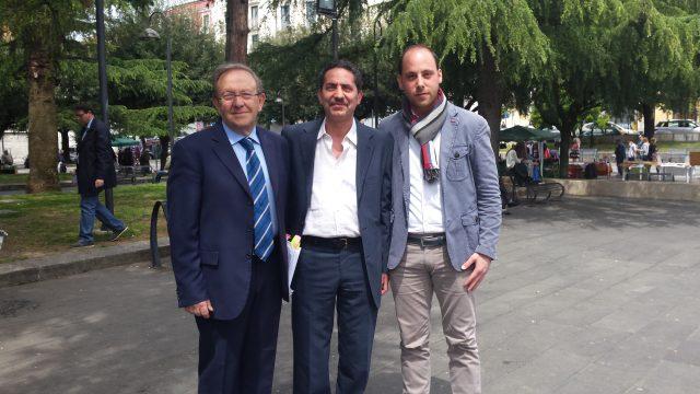 Erasmo Venosi-Andrea Cioffi.Cosimo Adelizzi