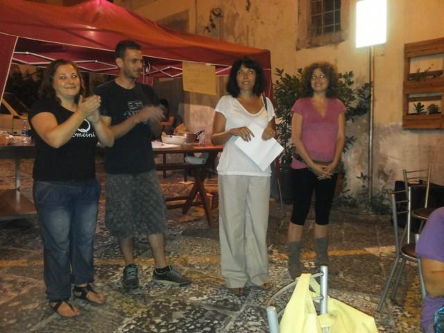 Estemporanea-Pittura-Borgobalocco-Tonia Maratea-premia i vincitori