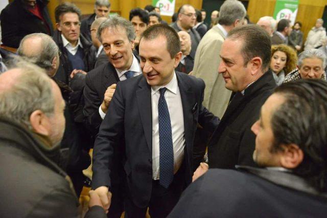 Ettore Rosato-Convegno PD