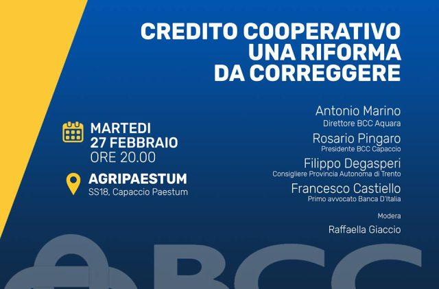 Evento BCC-Agripaestum-Convegno