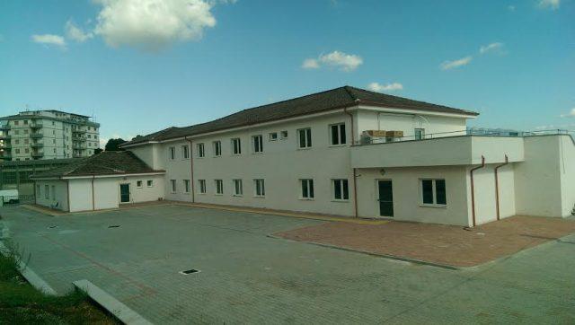 Ex Scuola IPSIA-Nuova Sede-Agenzia delle Entrate-Eboli-foto POLITICAdeMENTE