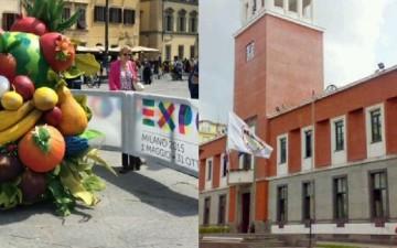Expo Milano 2015-Serre d Inverno-Comune di Battipaglia