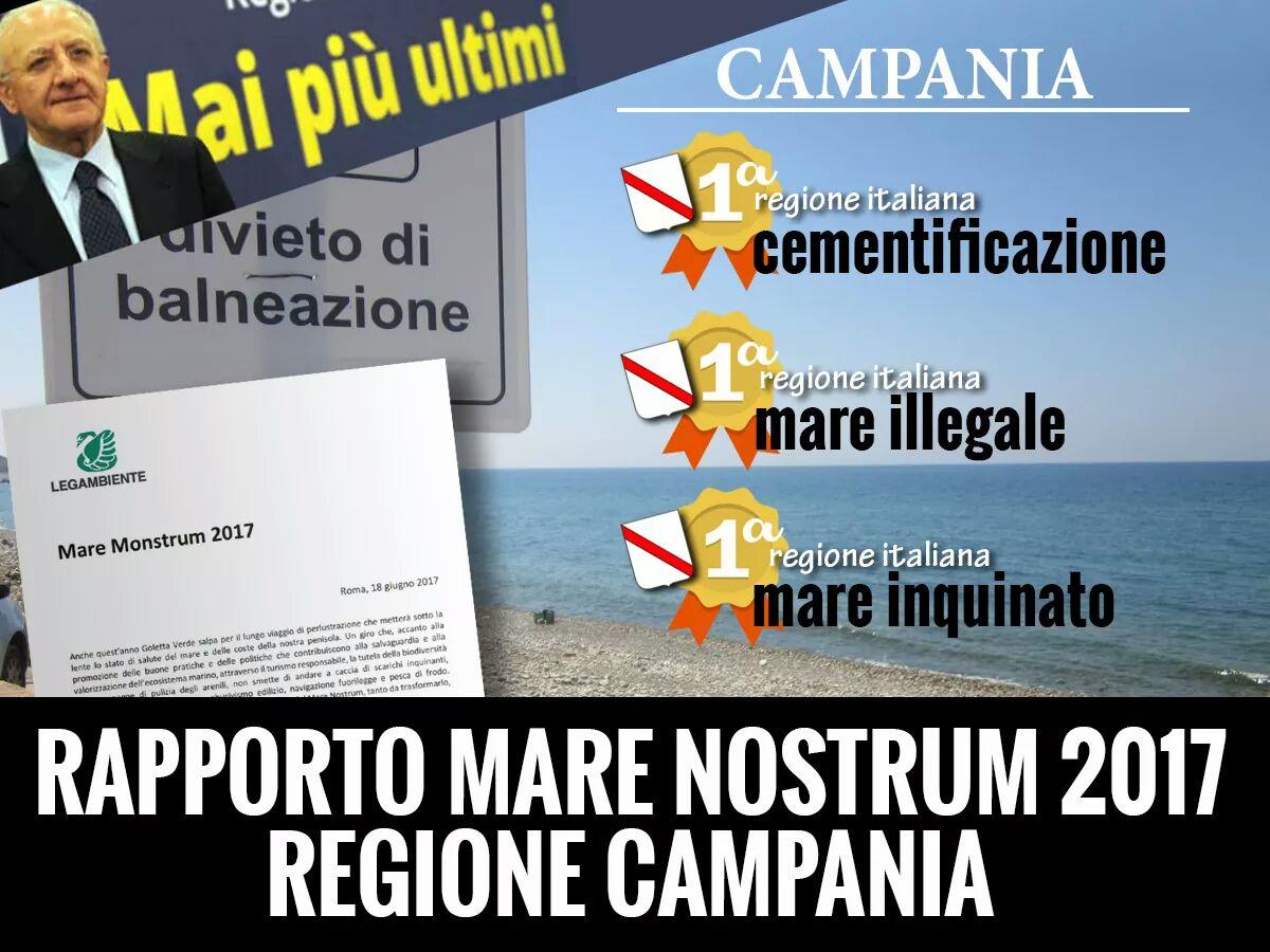 Rapporto Mare Nostrum- M5S