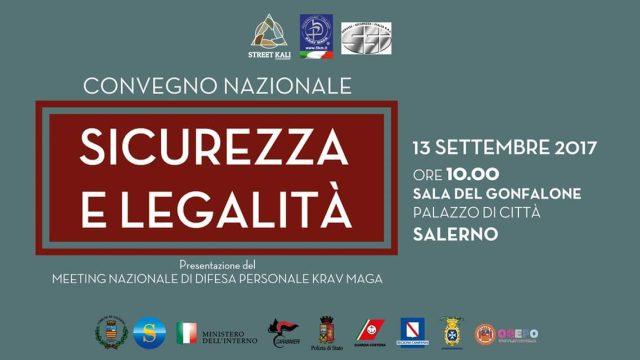 Salerno-convegno sicurezza legalità