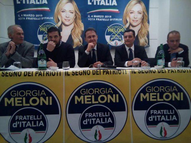Lupo-Gioia-Cirielli-Tozzi-Iannone