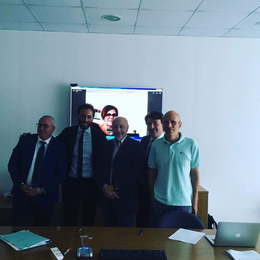 Vincenzo Inverso- presidente CdC #Enea