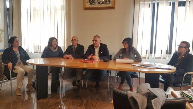 Conferenza stampa delle Pro Loco con il Sindaco Massimo Cariello