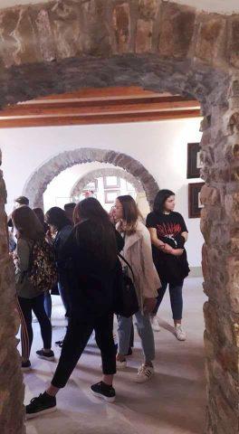 visita guidata Museo Acropolis