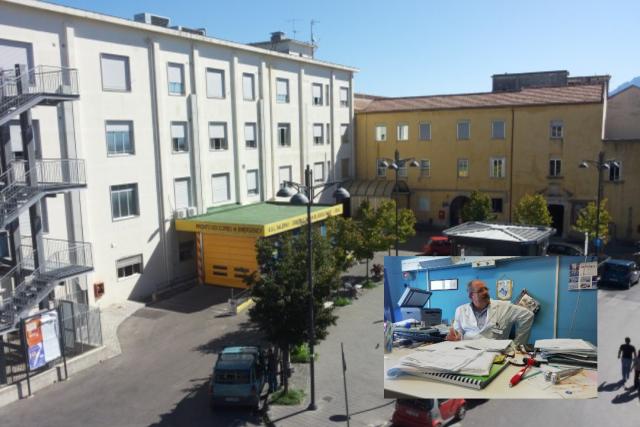 Ospedale di Eboli - Dottor Vincenzo Busillo