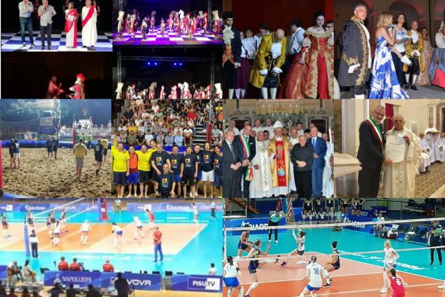 Estate Ebolitana-universiadi-Scacchiera-Beach Volley-Vie del grano-Don Enzo