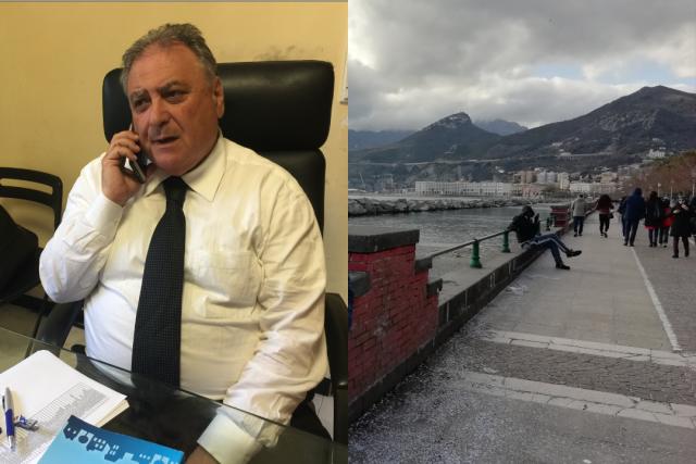 Angelo Rispoli-Lungomare Salerno