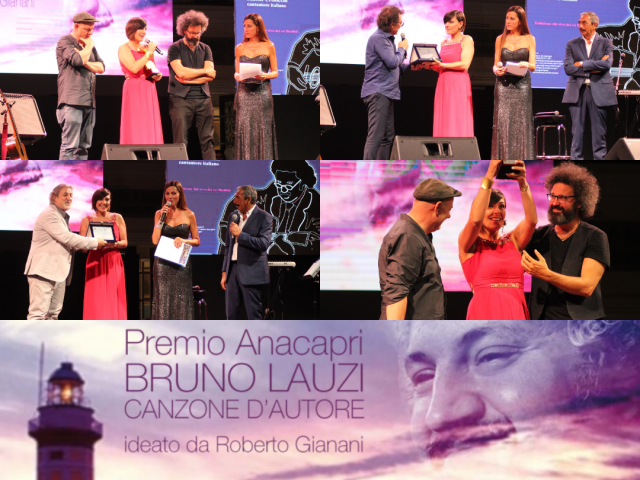 XXII Premio Bruno Lauzi a Valentina Balestrieri