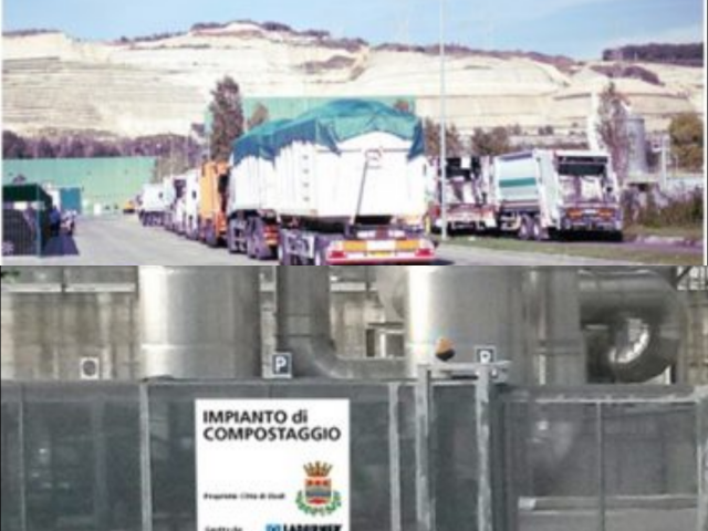 Stir Battipaglia -Impianto compostaggio eboli