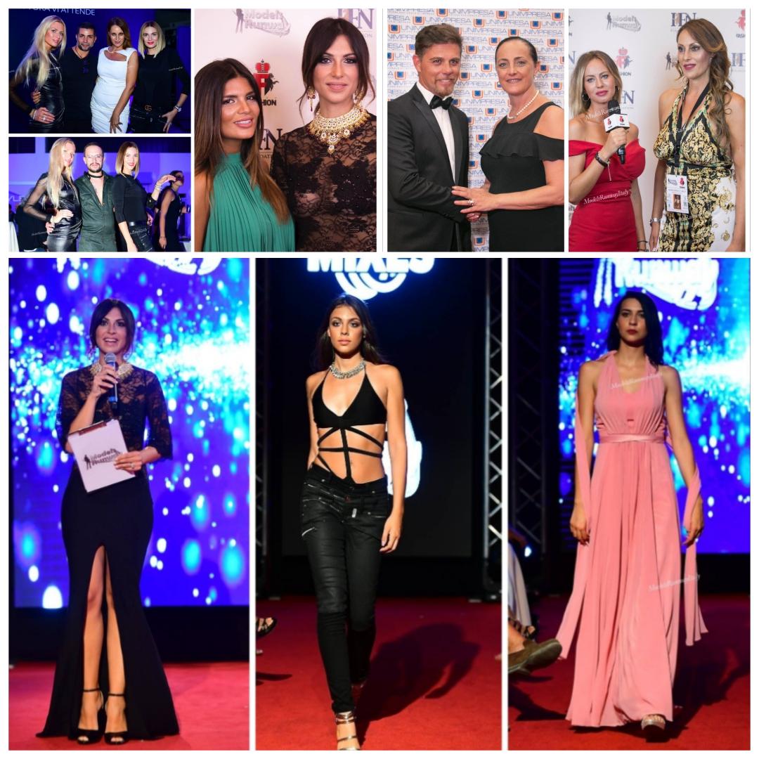 """Models Runway Italy Fashion Show 2019"""