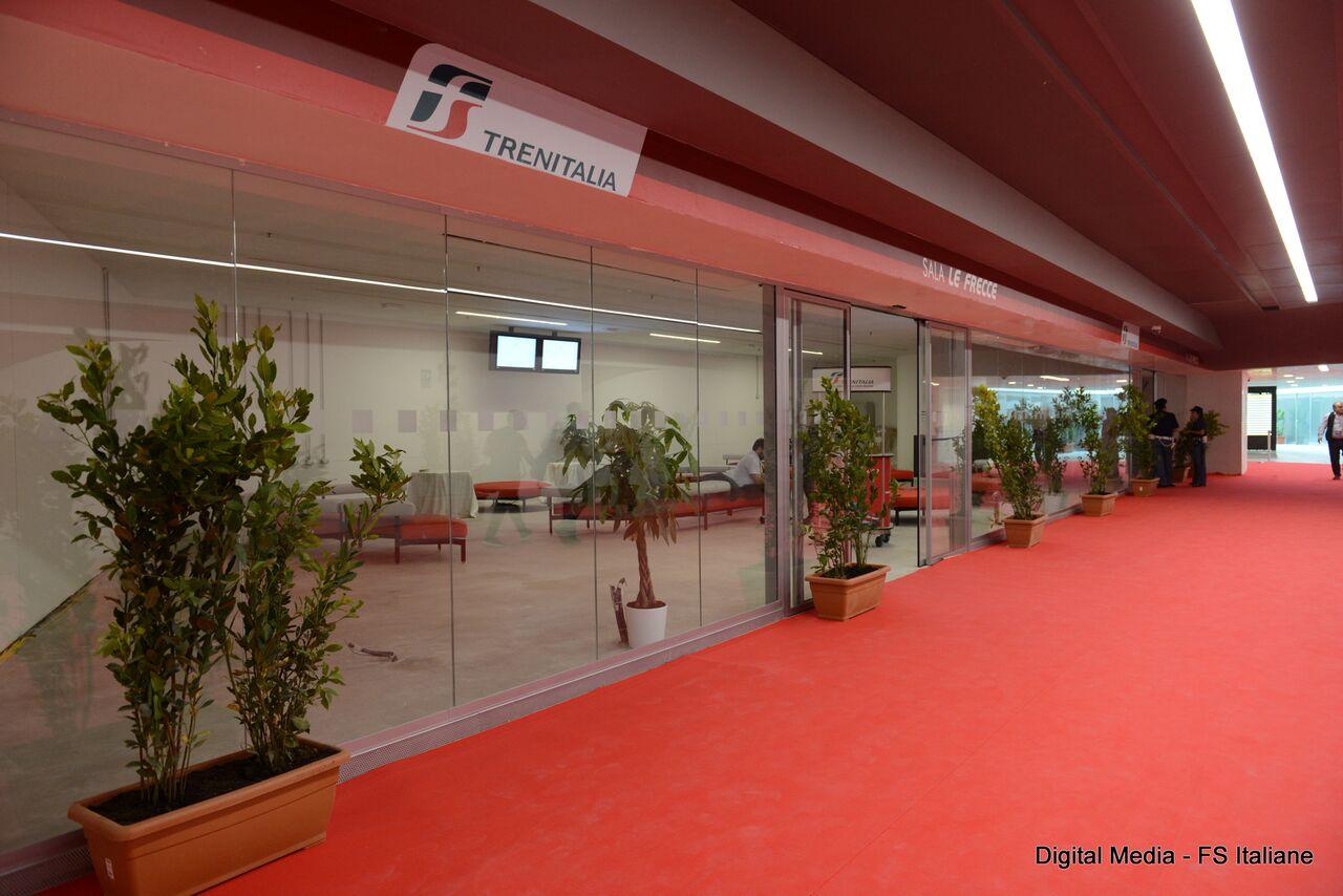 FSI_INaugurazione stazione Afragola-2