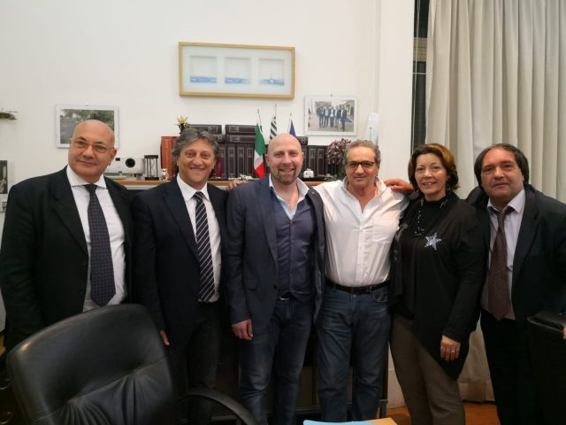 Faiella-D'Emilio-Nolè-Esposito-Iapicca e Tortora