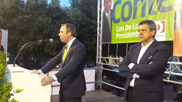 Federico Conte-Antonio Cuomo-Comizio-