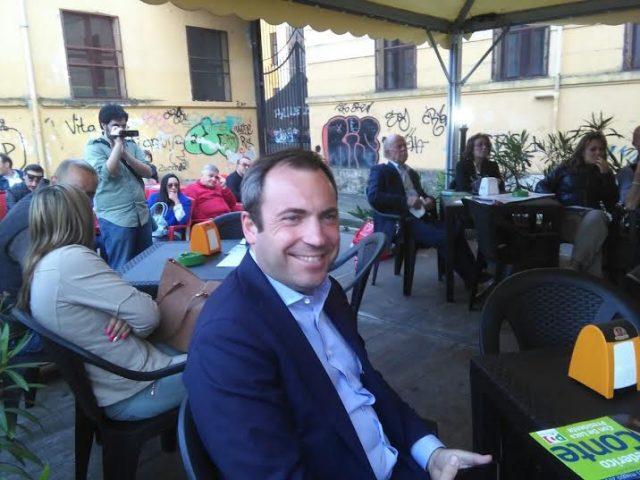 Federico Conte-Incontro Giovani Democratici