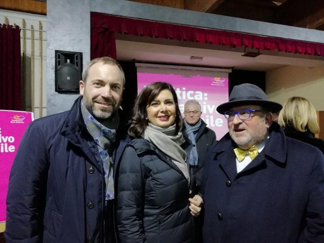 Federico Conte con Laura Boldrini e Massimo Del Mese.jpg