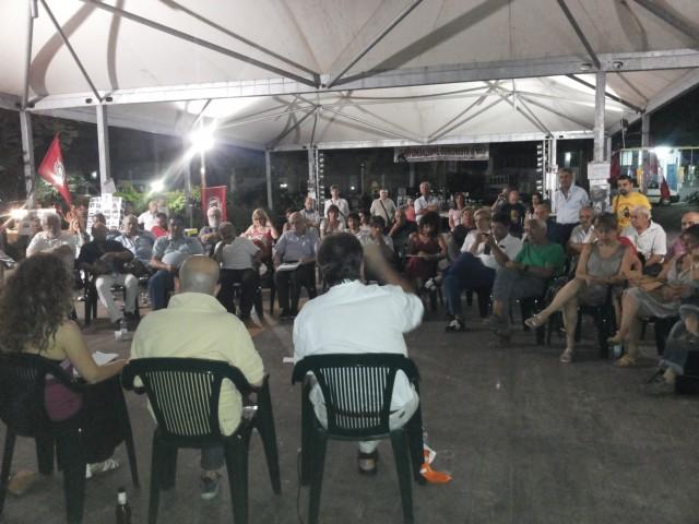 Festa Liberazione-Cava dei Tirreni-dibattito.j