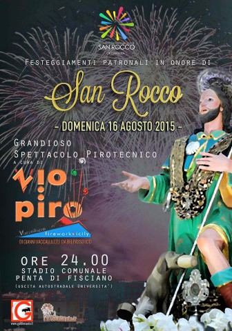 Festa San Rocco-Penta-Fisciano