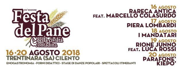 Festa del Pane 2018- Trentinara