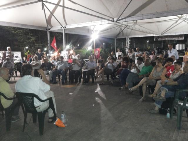Festa liberazione Cava dei tirreni.