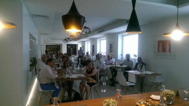 Filomena Pisani-Paestum-Hotel Royal-conferenza stampa-Prima Videoclip-3