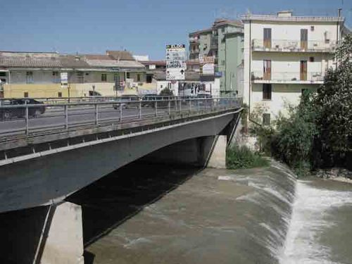 Fiume picentino-Pontecagnano