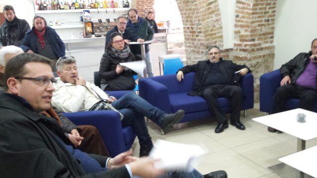 Forza Italia-Dissidenti-Conferenza stampa