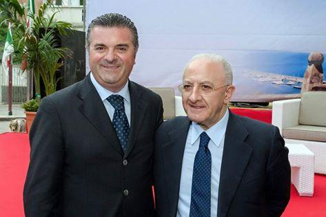 Franco Alfieri-Vincenzo De Luca