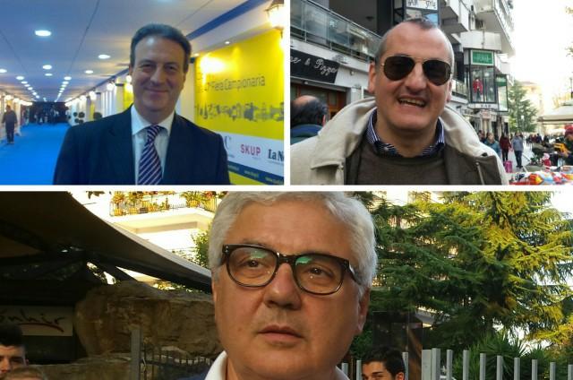 Franco Cardiello-Massimo Cariello-Martino Melchionda