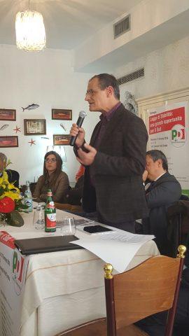 Franco Picarone-Convegno PD-Eboli-Legge stabilità