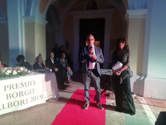 Franco-Picarone-Premio-Albori-2019-Nunzia Noschese