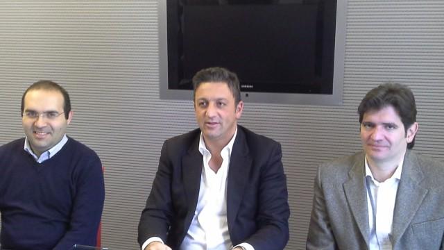 Fratelli d'Italia-Antonio Anastasio- con Fabio Trapanese