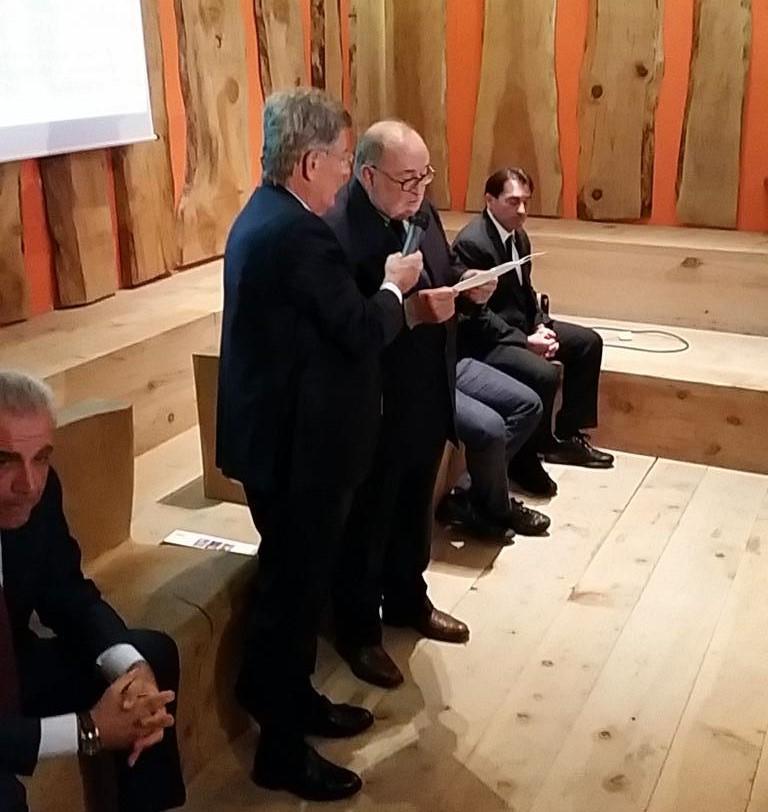 Gabriele Del Mese-Proclamazione del Vincitore-EXPO MILANO 2015