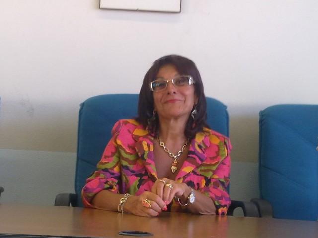 Gerarda Pantalone - Prefetto di Salerno